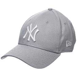 New Era 9Forty - NY Yankees Essential grey
