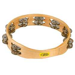 Comprar Latin Percussion CP Wood Tambourine (CP390)