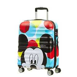 Comprar American Tourister Wavebreaker Spinner 55 cm mickey close-up