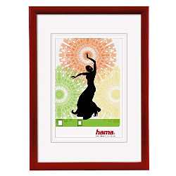 Comprar Hama Plastic Picture Frame Madrid 20x30 red