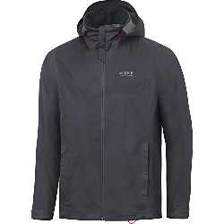 Gore Running Wear Chaqueta para correr con capucha, Hombre, GORE-TEX Active, ESSENTIAL Hooded Jacket