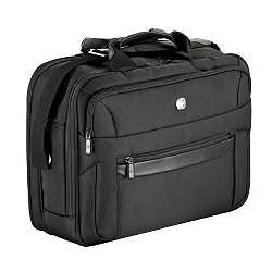 "Comprar Wenger Business Basic Briefcase 16"" black (WG73012293)"
