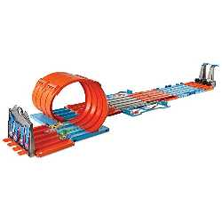 Comprar Hot Wheels Track Builder Race Crate