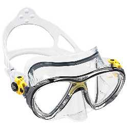 Comprar Cressi Big Eyes Evolution clear/yellow