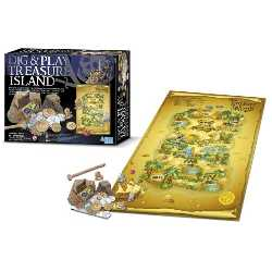 Comprar 4M Dig & Play - Treasure Island
