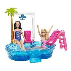 Comprar Barbie Glam Pool (DGW22)