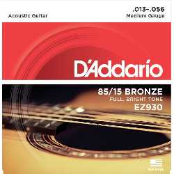 Comprar D'Addario Great American EZ 930 String Set