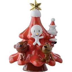 Alessi Xmas Friends red
