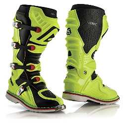 Comprar en oferta Acerbis X-Move 2.0 Boots yellow/black