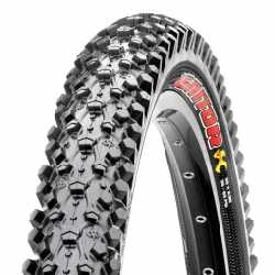 Imagen de cubierta mtb maxxis ignitor exception series 26 x 2 10 tubetype flexible